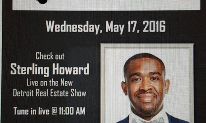 Wayne County Treasurer Eric Sabree and Real Estate Developer Sterling Howard Join Dorian and Randy Today
